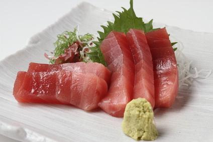 わさび 寿司 刺し身 殺菌効果